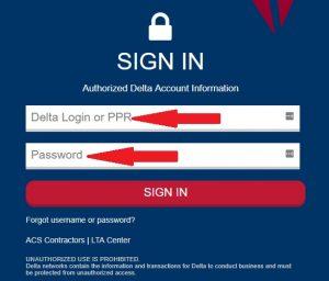 Deltanet Login at dlnet.delta.com