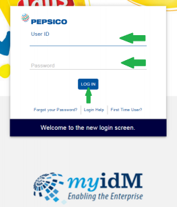 Pepsico Login at mypepsico.com