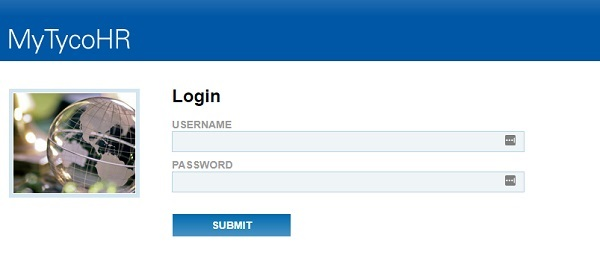 tyco employee portal login