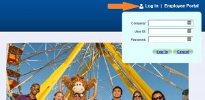 Six Flags Employee Login at mypks.com