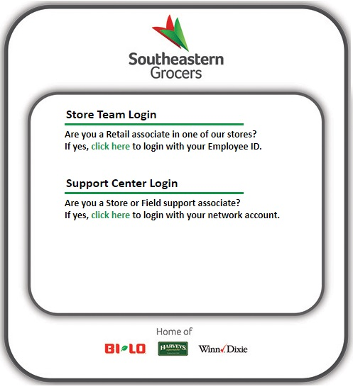 Southeastern Grocers Online Login at my.segrocers.com