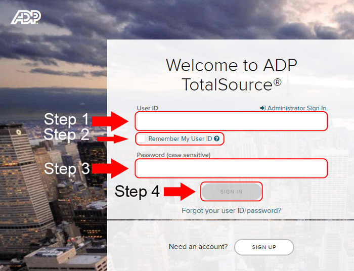 adp total source login