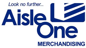 logo of aisle one merchandising