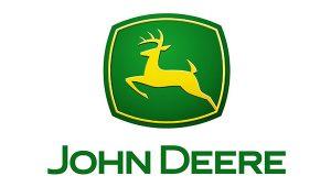 logo of john deere