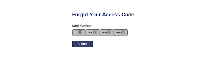 Prepaid Self Service Payroll forgot password